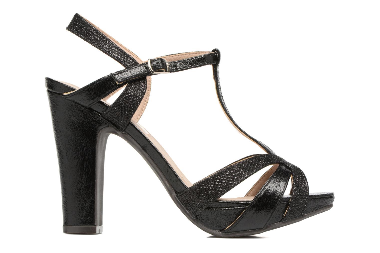 Sandales et nu-pieds Xti Martha 30610 Noir vue derrière