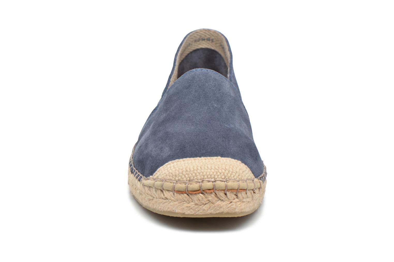 Espadrilles Selected Homme Shhajo Espadrilles Bleu vue portées chaussures
