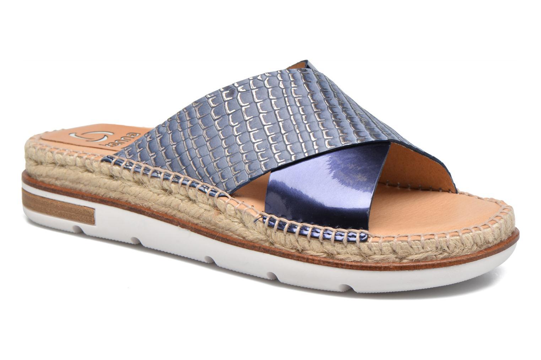 Grandes descuentos últimos zapatos Kanna Plume (Azul) - Zuecos Descuento