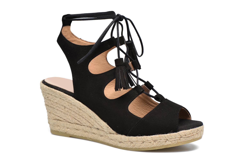 Zapatos promocionales Kanna Luna (Negro) - Alpargatas   Los zapatos más populares para hombres y mujeres