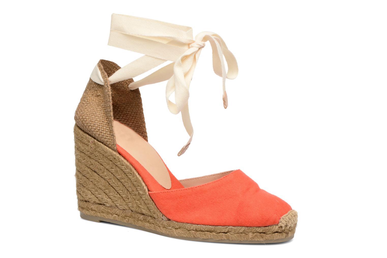 Zapatos promocionales Castaner Carina H8 (Rojo) - Alpargatas   Zapatos de mujer baratos zapatos de mujer