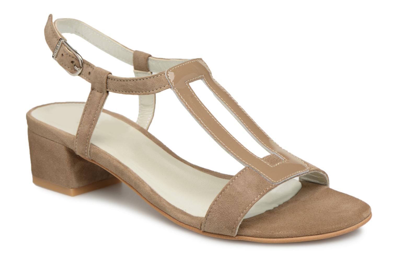 Perlato Miralina (Beige) - Sandales et nu-pieds chez Sarenza (319618)