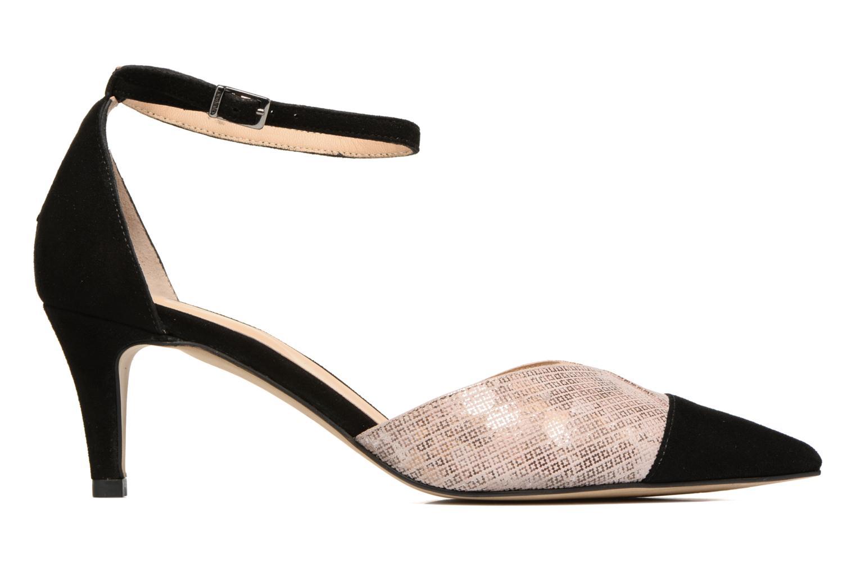 Zapatos de tacón Perlato Miros Negro vistra trasera