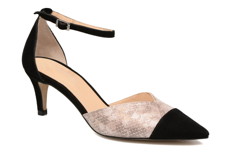 Zapatos de tacón Perlato Miros Negro vista de detalle / par
