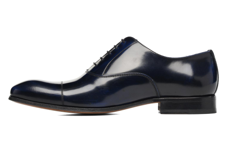 Chaussures à lacets Marvin&Co Luxe Parado - Cousu Blake Bleu vue face