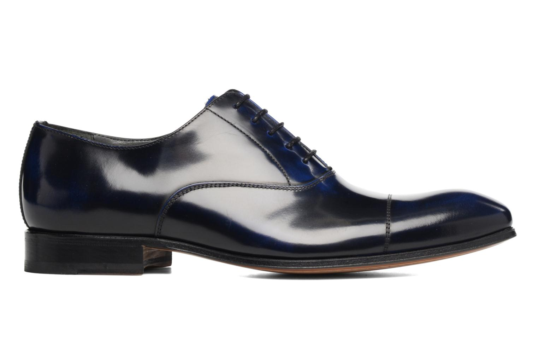 Snörade skor Marvin&Co Luxe Parado - Cousu Blake Blå bild från baksidan