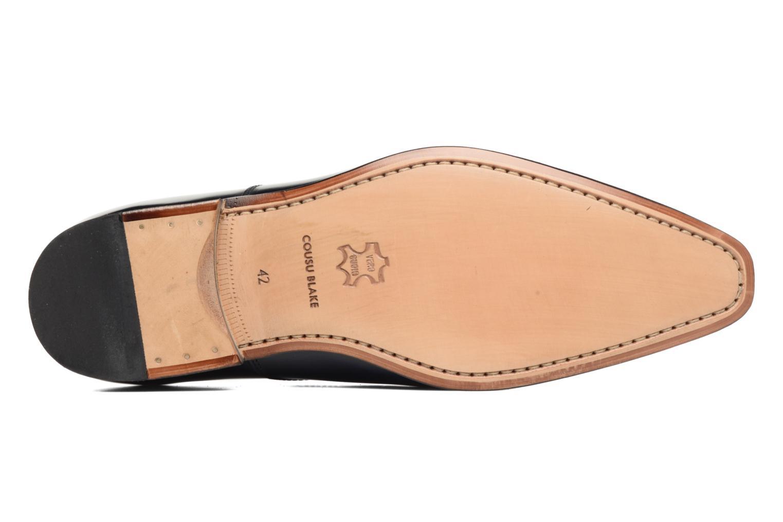 Snörade skor Marvin&Co Luxe Parado - Cousu Blake Blå bild från ovan