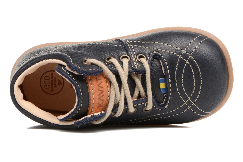 Bottines et boots Kavat Edsbro EP Bleu vue gauche