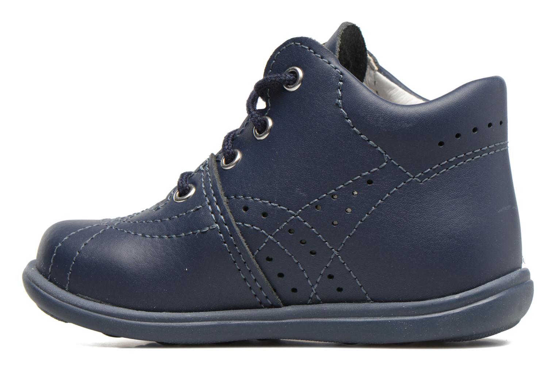Chaussures à lacets Kavat Edsbro XC Bleu vue face