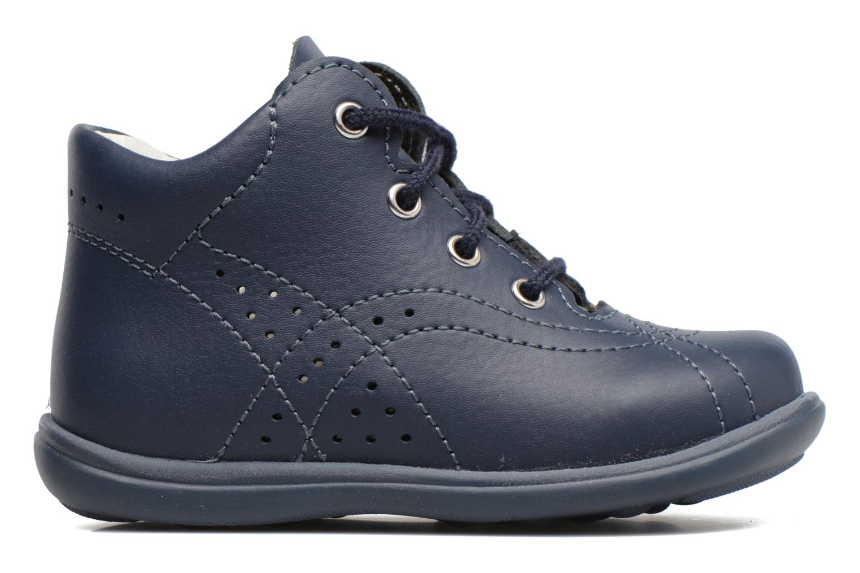 Chaussures à lacets Kavat Edsbro XC Bleu vue derrière