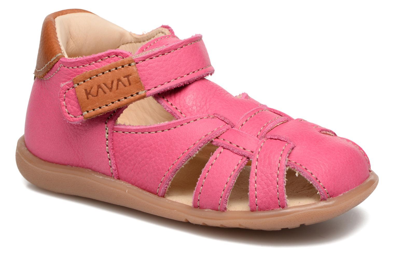 Sandales et nu-pieds Kavat Rullsand EP Rose vue détail/paire