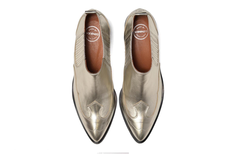 Bottines et boots Made by SARENZA Rock-a-hula #2 Argent vue portées chaussures