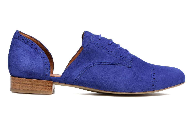 Zapatos con cordones Made by SARENZA Mariachichi #3 Azul vista de detalle / par