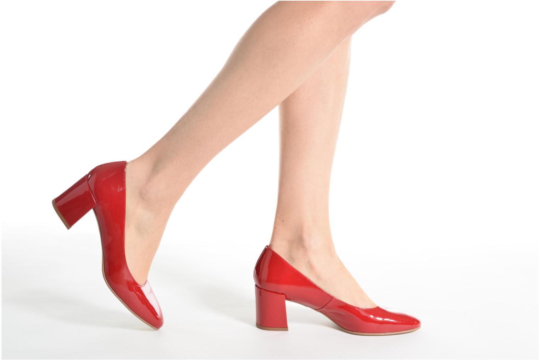 Høje hæle Made by SARENZA Rock-a-hula #11 Rød se forneden