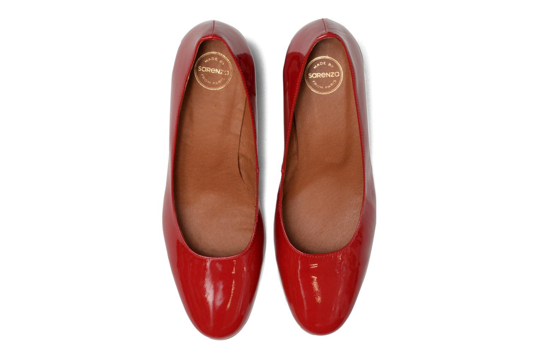 Høje hæle Made by SARENZA Rock-a-hula #11 Rød se skoene på