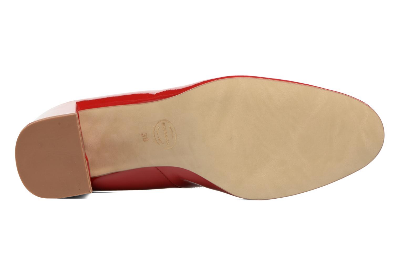 Høje hæle Made by SARENZA Rock-a-hula #11 Rød se foroven
