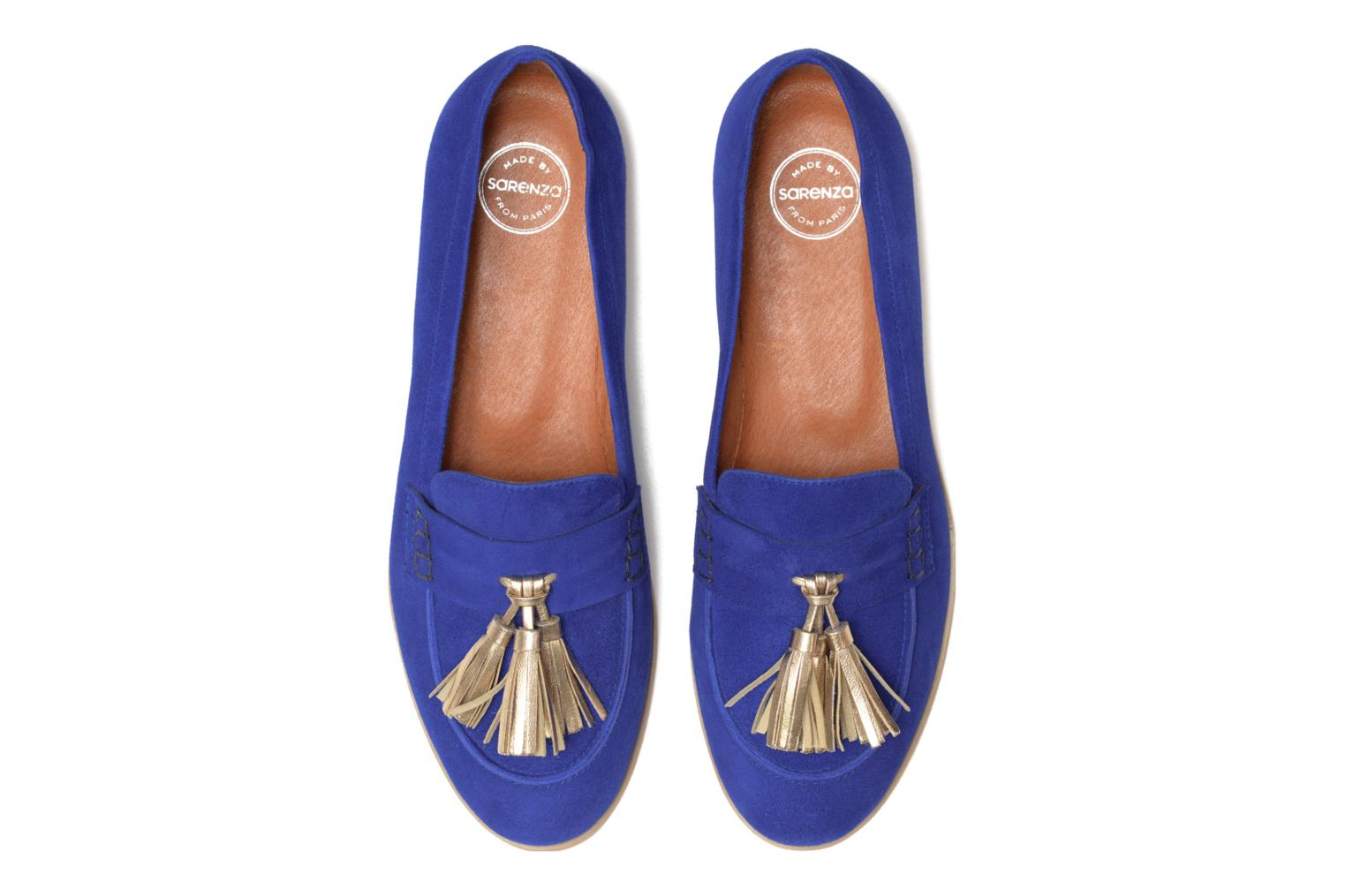 Loafers Made by SARENZA Bombay Babes Mocassins #2 Blue model view