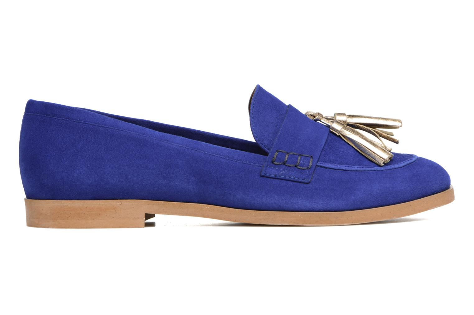 Loafers Made by SARENZA Bombay Babes Mocassins #2 Blue detailed view/ Pair view