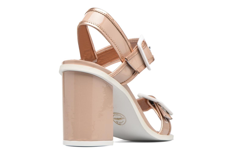 Sandales et nu-pieds Made by SARENZA Pastel Belle #5 Beige vue face