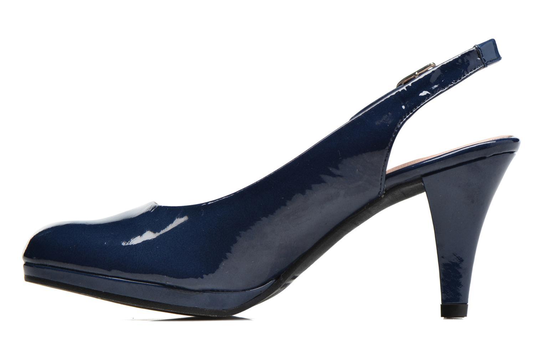 Sandales et nu-pieds Dorking Azahara 7119 Noir vue face