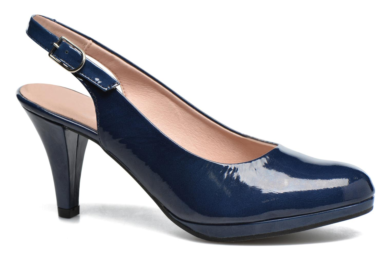 Sandales et nu-pieds Dorking Azahara 7119 Noir vue détail/paire