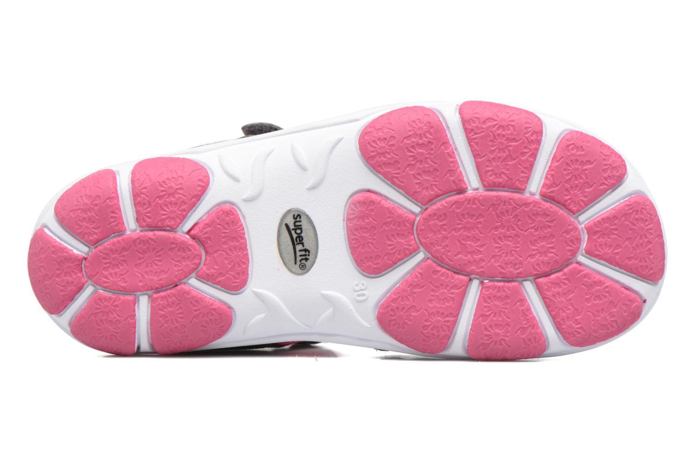 Sandales et nu-pieds Superfit Nancy3 Gris vue haut