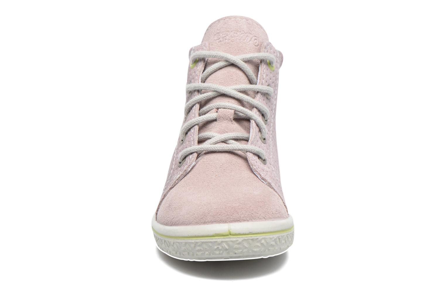 Baskets PEPINO Lissi Rose vue portées chaussures