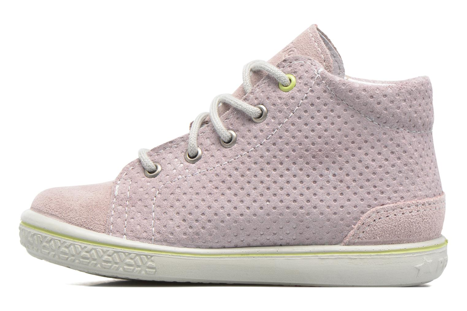 Baskets PEPINO Lissi Rose vue face