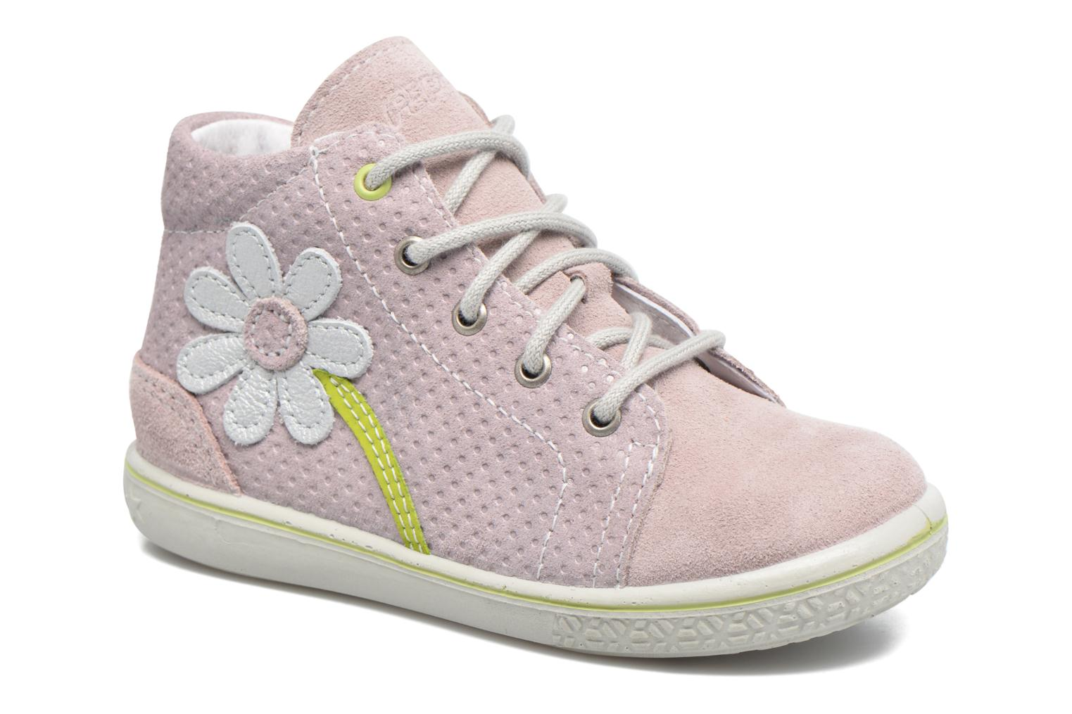 Trainers PEPINO Lissi Pink detailed view/ Pair view