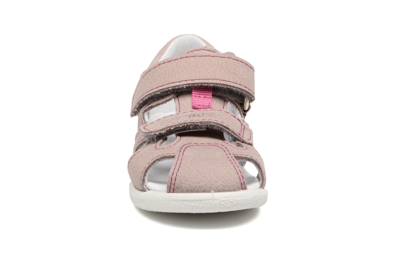Sandales et nu-pieds PEPINO Kaspi Violet vue portées chaussures