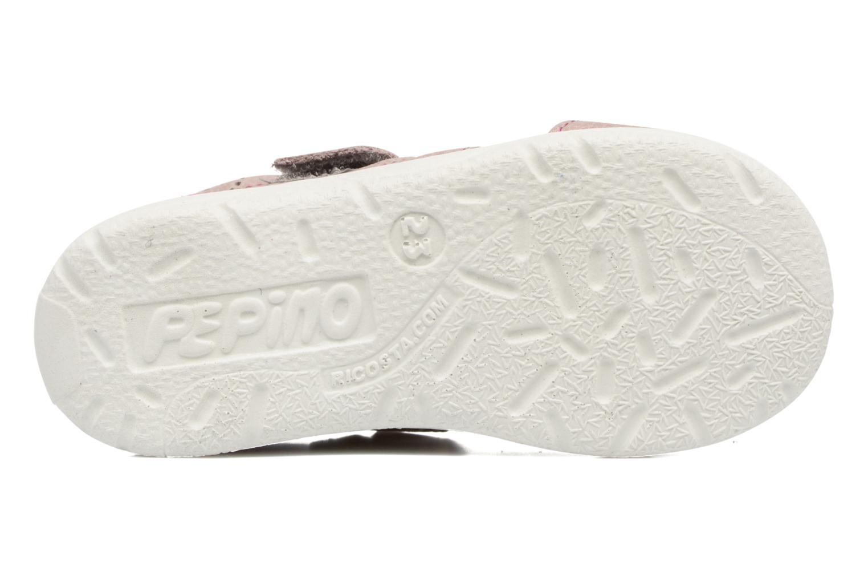 Sandales et nu-pieds PEPINO Kaspi Violet vue haut