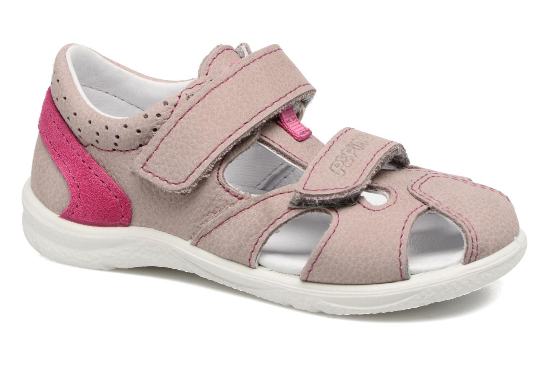 Sandales et nu-pieds PEPINO Kaspi Violet vue détail/paire