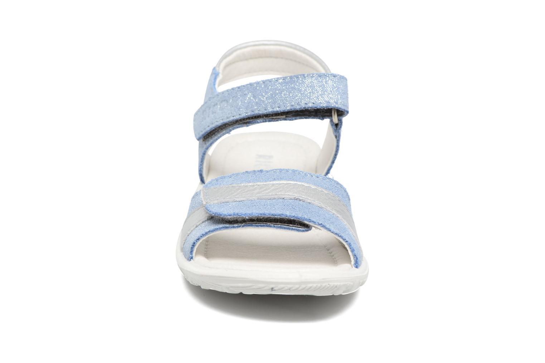 Sandales et nu-pieds Ricosta Marie Bleu vue portées chaussures