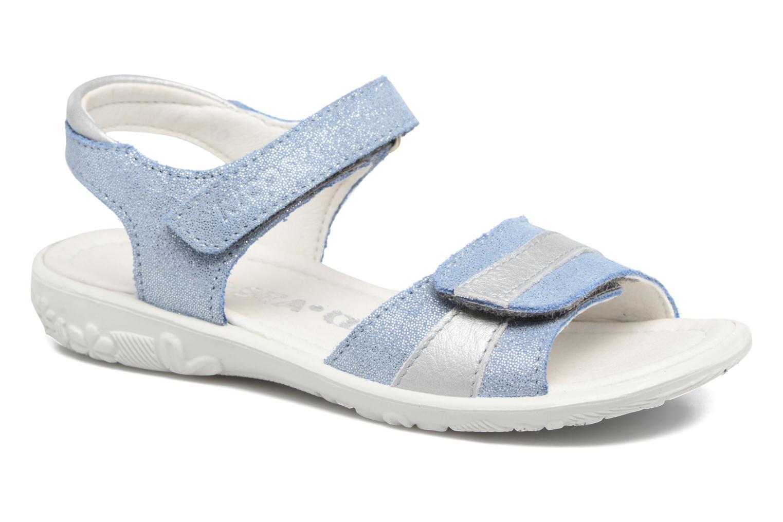 Sandales et nu-pieds Ricosta Marie Bleu vue détail/paire