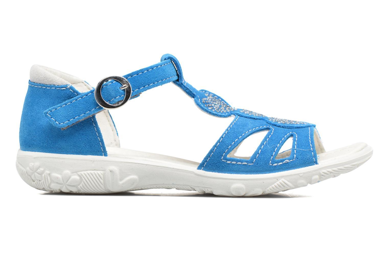 Sandalen Ricosta Pippa Blauw achterkant