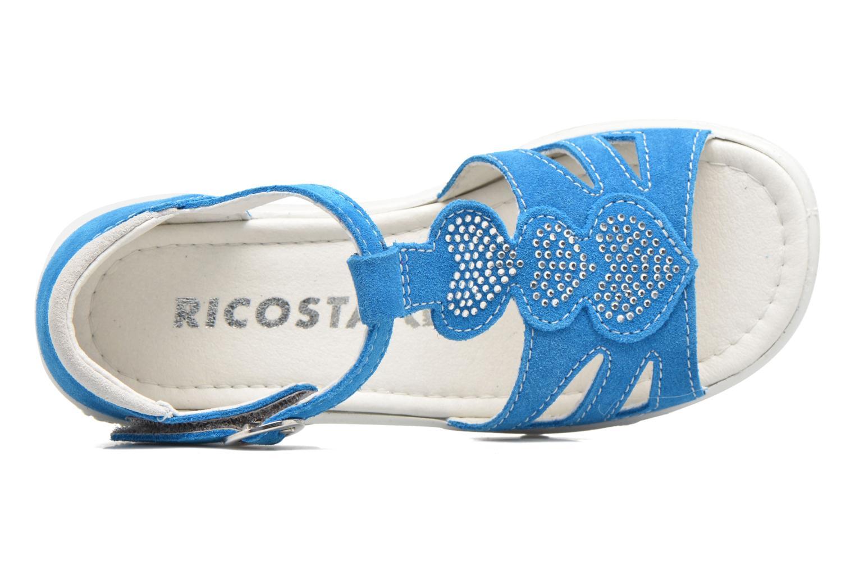 Sandali e scarpe aperte Ricosta Pippa Azzurro immagine sinistra