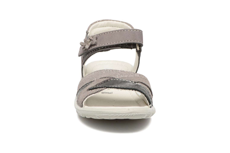 Sandales et nu-pieds Ricosta Bianca Gris vue portées chaussures