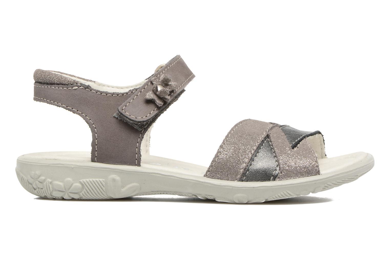Sandales et nu-pieds Ricosta Bianca Gris vue derrière