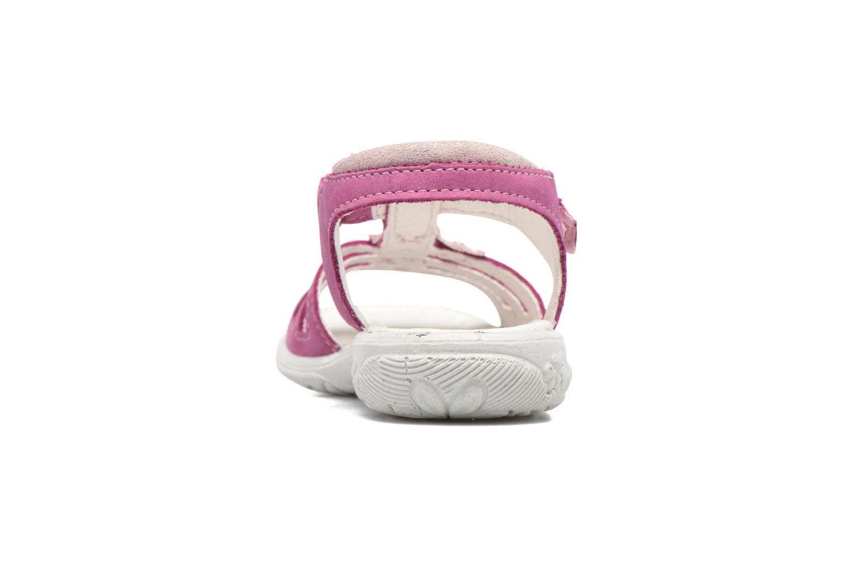 Sandali e scarpe aperte Ricosta Chica Rosa immagine destra