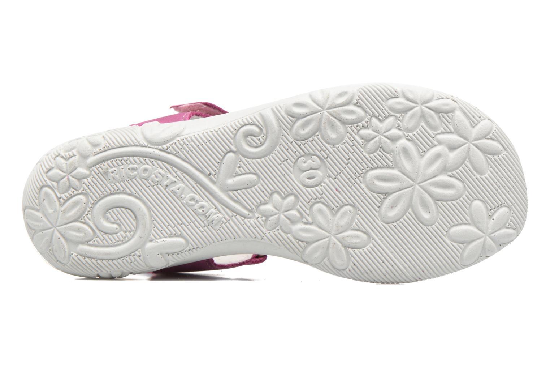 Sandali e scarpe aperte Ricosta Chica Rosa immagine dall'alto