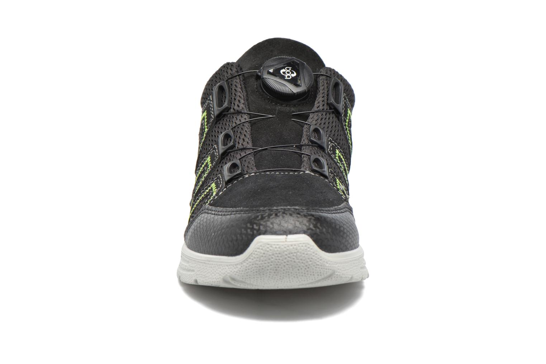 Chaussures de sport Ricosta Reed Noir vue portées chaussures