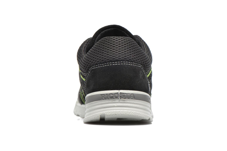 Chaussures de sport Ricosta Reed Noir vue droite