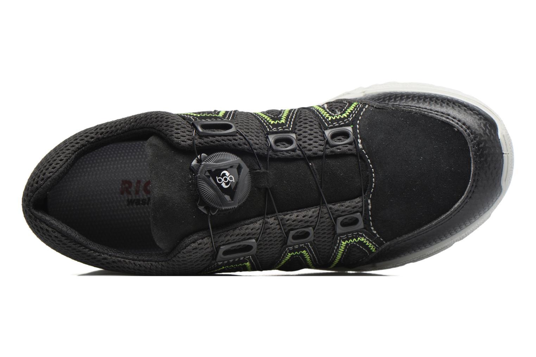 Chaussures de sport Ricosta Reed Noir vue gauche