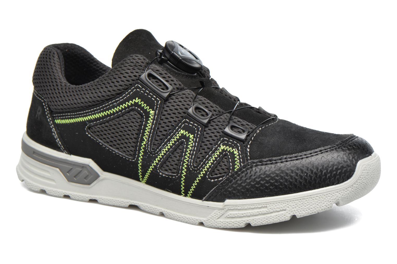 Chaussures de sport Ricosta Reed Noir vue détail/paire