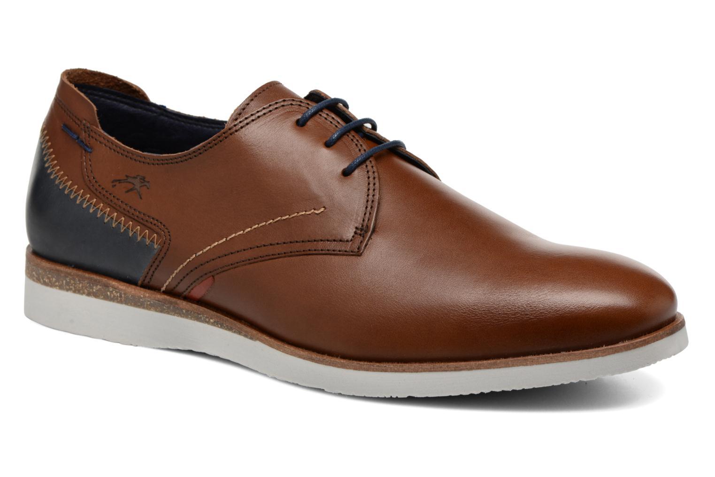Chaussures à lacets Fluchos Ranger 9790 Marron vue détail/paire