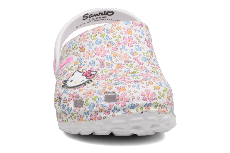 Sandales et nu-pieds Hello Kitty Hk Paty Multicolore vue portées chaussures