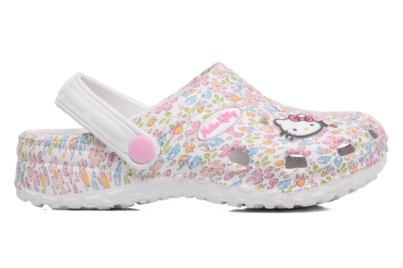 Sandales et nu-pieds Hello Kitty Hk Paty Multicolore vue derrière