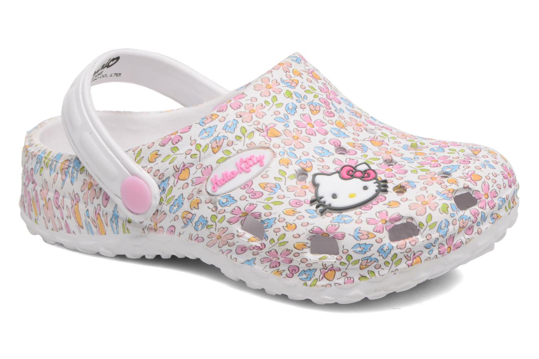 Sandales et nu-pieds Hello Kitty Hk Paty Multicolore vue détail/paire