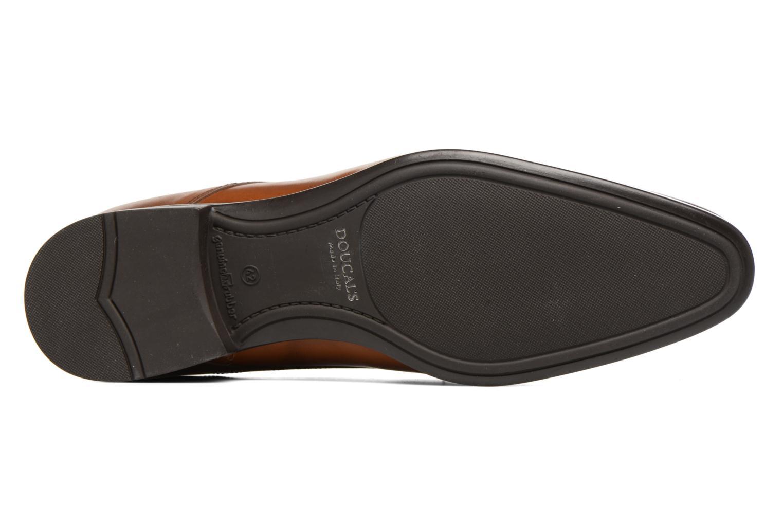 Snörade skor Doucal's OSCAR Vichy Brun bild från ovan