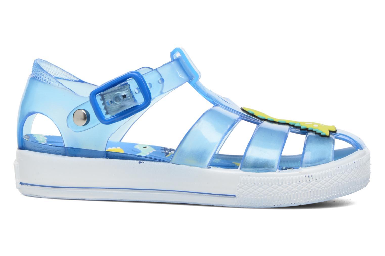 Sandales et nu-pieds Colors of California Jenny sandals DINO Bleu vue derrière